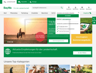 baywashop.de screenshot