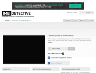 baza-ukradenih-gsm.com screenshot