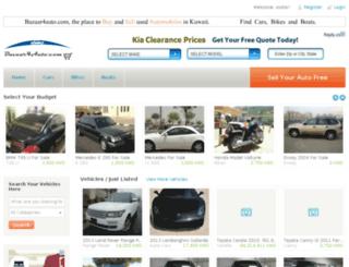 bazaar4auto.com screenshot