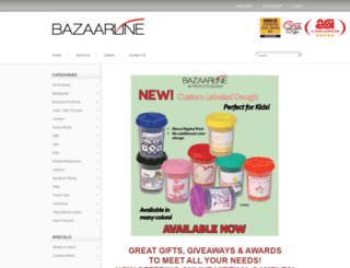 bazaarline.com screenshot