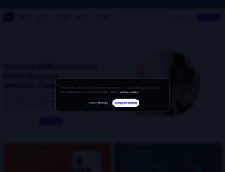 bazaarvoice.com screenshot