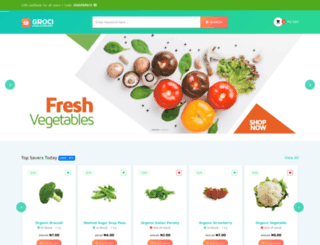 bazar.com.ng screenshot