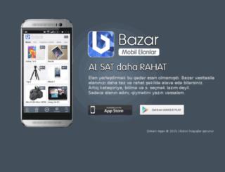 bazarapp.az screenshot