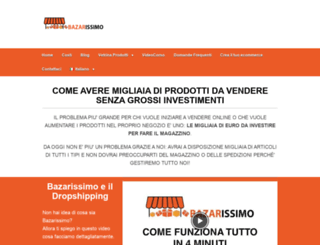 bazarissimo.com screenshot
