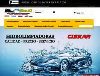 bazarloco.com screenshot