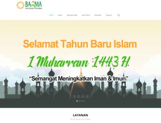 bazmabaituzzakahpertamina.blogspot.com screenshot