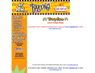 bazoongi.com screenshot