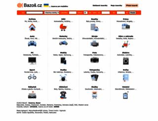 bazos.cz screenshot