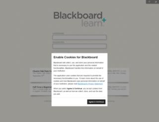 bb.charteroak.edu screenshot