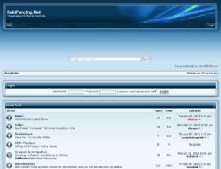 bb.kakipancing.net screenshot