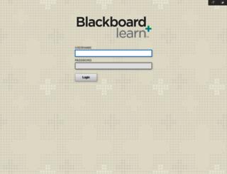 bb9.aum.edu screenshot