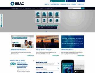 bbacbank.com screenshot
