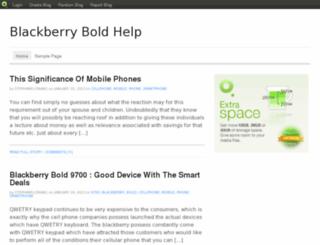 bbboldhelp.blog.com screenshot