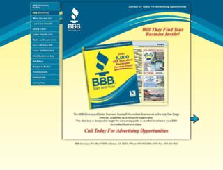 bbbpages.com screenshot