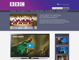 bbc.baker-taylor.com screenshot
