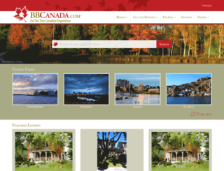 bbcanada.com screenshot