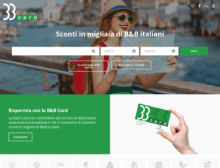 bbcard.it screenshot