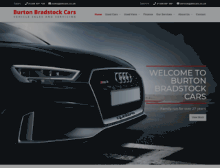 bbcars.co.uk screenshot