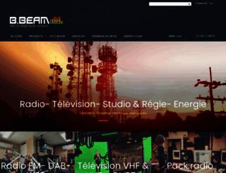 bbeam.com screenshot