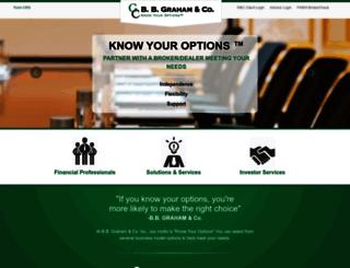bbgraham.com screenshot