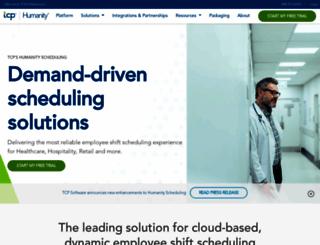 bbi.shiftplanning.com screenshot