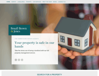 bbjlettings.co.uk screenshot