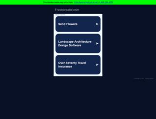 bblamargine.freshcreator.com screenshot