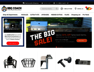 bbqcoach.com screenshot