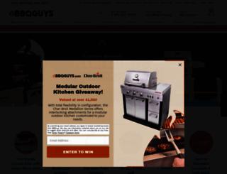 bbqguys.com screenshot