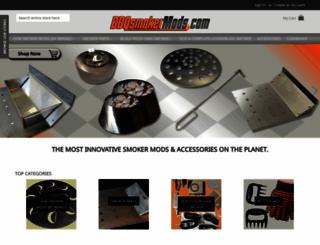 bbqsmokermods.com screenshot