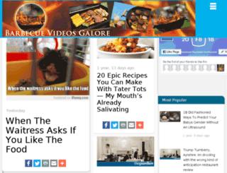 bbqvideosgalore.com screenshot