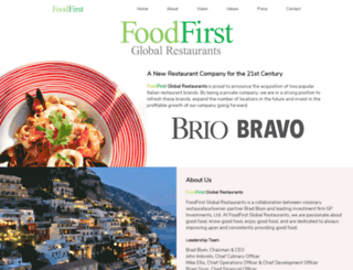 bbrg.com screenshot