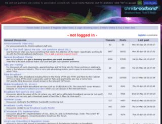 bbs.adslguide.org.uk screenshot