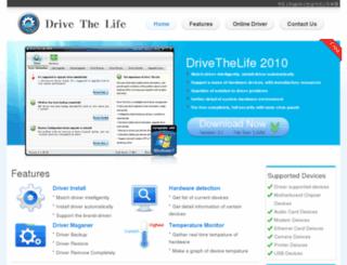 bbs.drivethelife.com screenshot