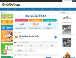 bbs.gameline.jp screenshot
