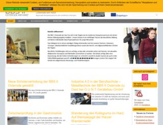 bbs2osterode.de screenshot