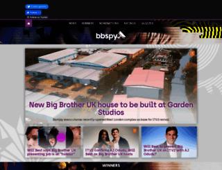 bbspy.co.uk screenshot