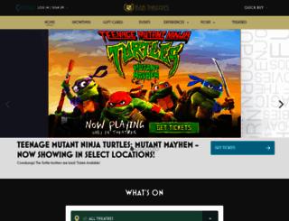 bbtheatres.com screenshot