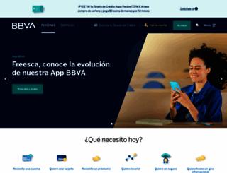 bbva.com.co screenshot
