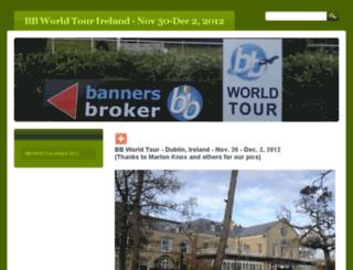 bbworldtourireland.weebly.com screenshot