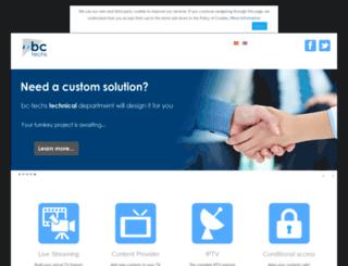 bc-techs.com screenshot
