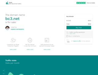 bc3.net screenshot