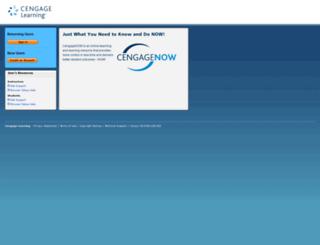 bca.brookscole.com screenshot