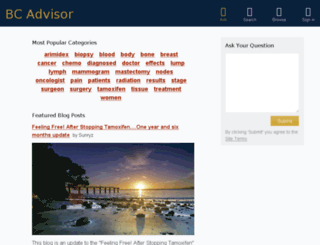 bcadvisor.com screenshot