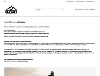 bcaproshopeu.com screenshot