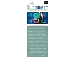 bcconnect.net screenshot