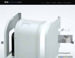 bcd-corporate.com screenshot