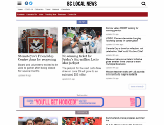 bcdailybuzz.com screenshot