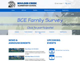 bce.slvusd.org screenshot