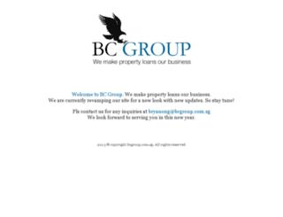 bcgroup.com.sg screenshot